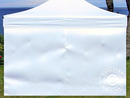 Tente Pliante Flextents sidewall plain